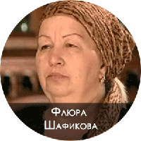 Флюра Шафикова