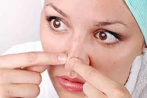 приметы и суеверия про прыщ на носу