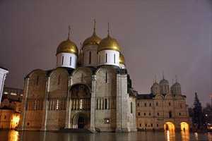Российский Храм Богоматерицы
