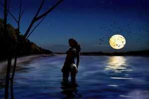 приворот на полную луну