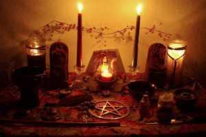 Ритуал защиты