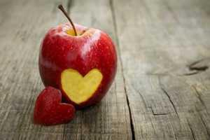 приворот на яблоко