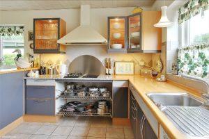 Кухня по всем правилам фен-шуя