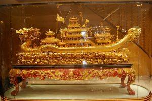 Корабль фен-шуй