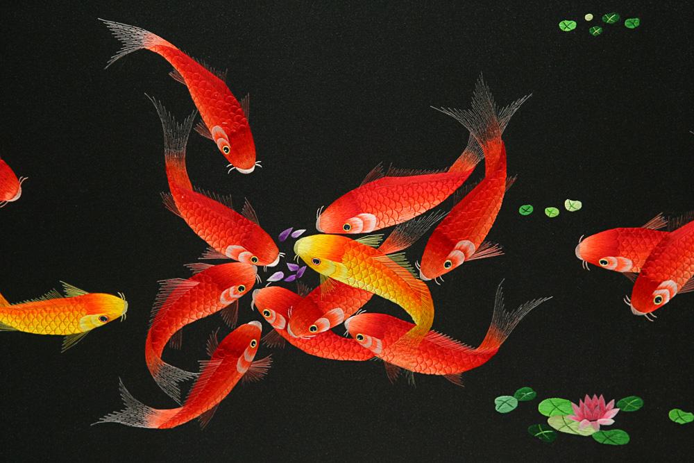 Трактовка рыбок по фен-шуй