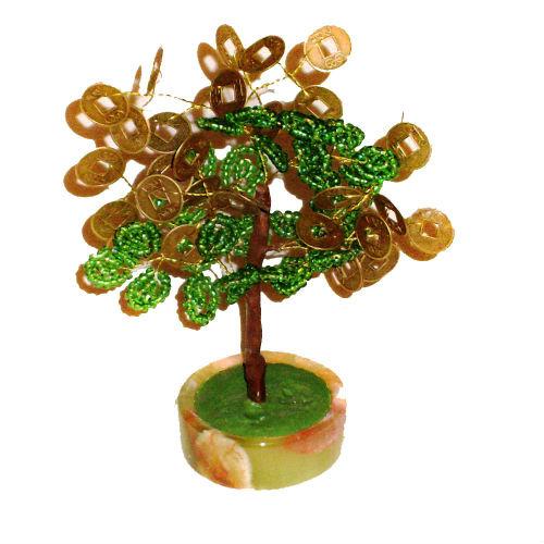 Сделать своими руками денежное дерево фен-шуй