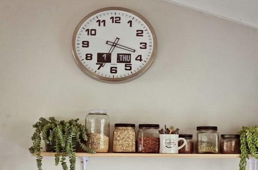 Место часов в доме по фен-шую