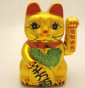Значение кошки по фен-шуй