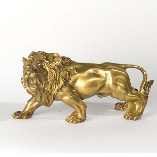 Статуэтки льва в фен-шуе