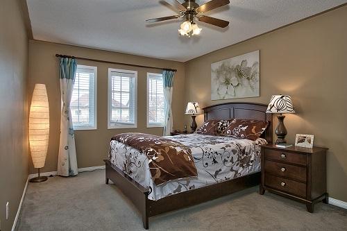 Мебель в спальне по фен-шую