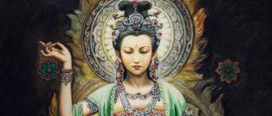 Образ Гуань Инь