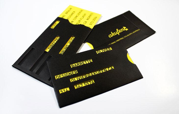 Как сделать визитку по фен-шуй?