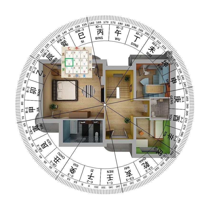 Место в квартире, или в какой комнате ставить ваш фрегат?