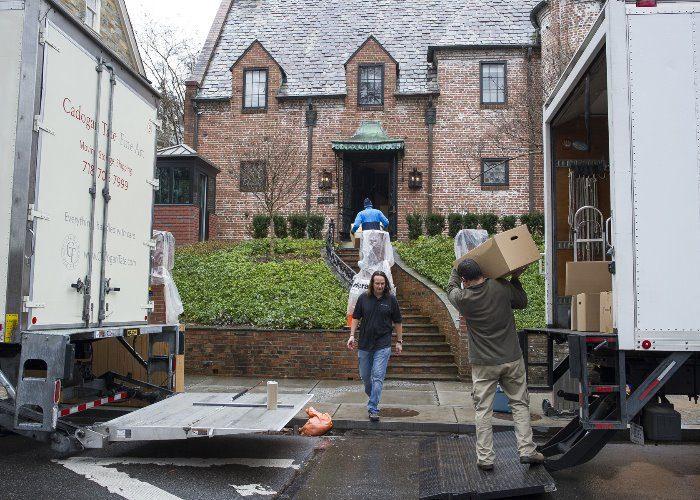 Как правильно переезжать?