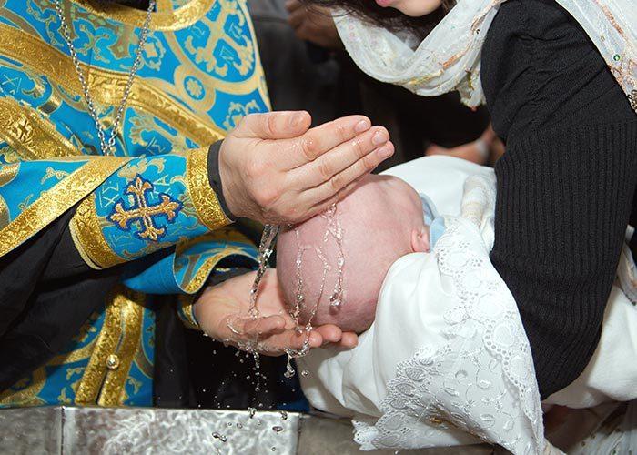 Как крестить ребёнка?