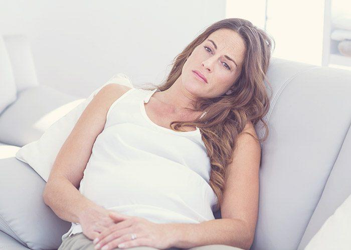 Беременным нельзя стричься