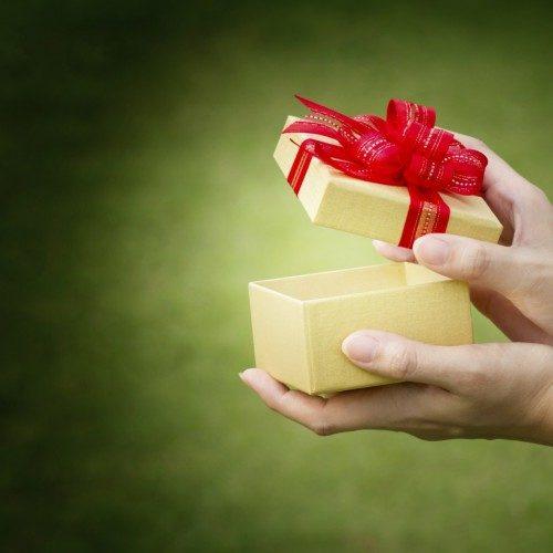 Подарки от бывшего