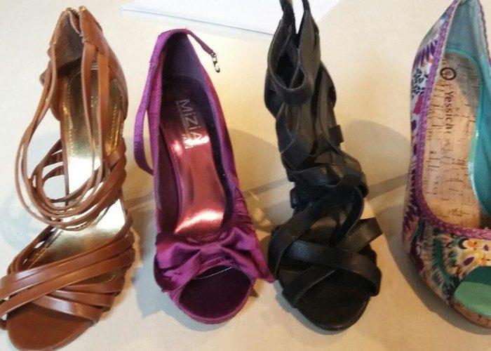 Приметы об обуви