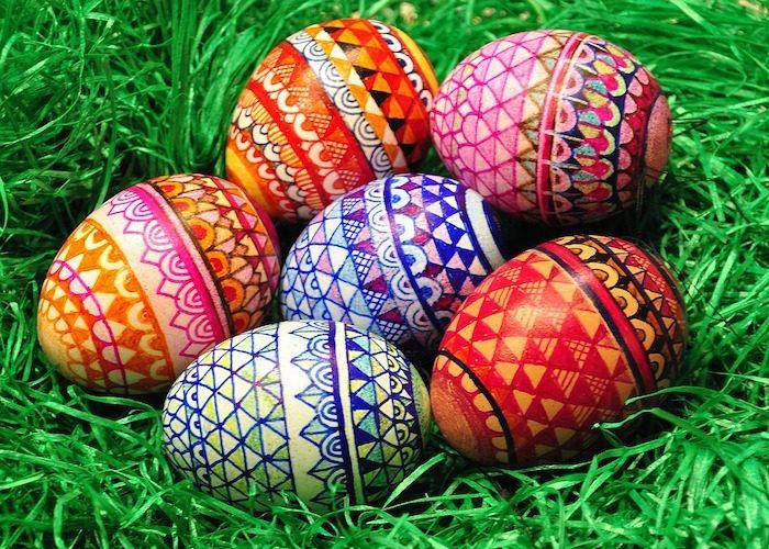 Приметы о пасхальных яйцах