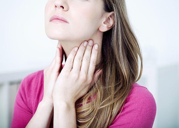 Что делать, если чешется горло?