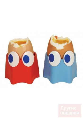 Яйца в чашках Pacman