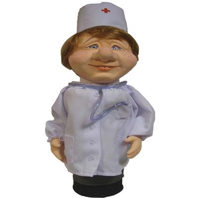 Кукла-бар Медсестра