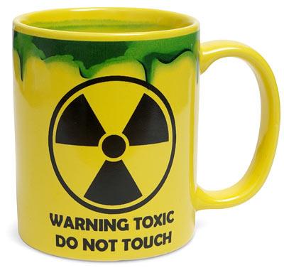 Кружка Токсичные отходы