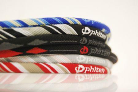 Браслеты Phiten
