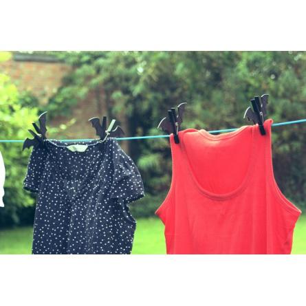 Одежда на прищепках