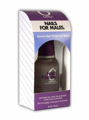 NAILS FOR MALES