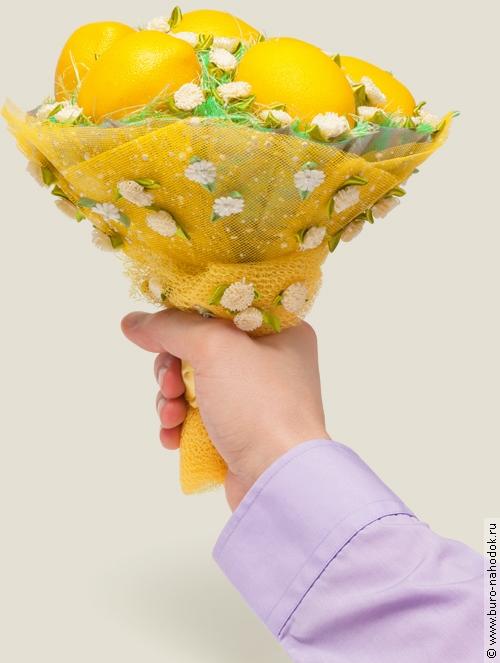 Вам букет лимонов!