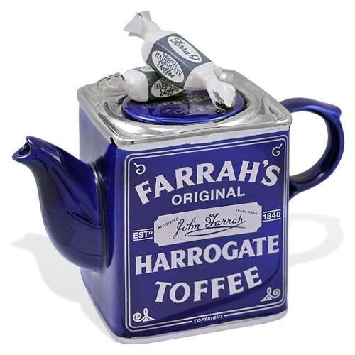 Синенький чудо-чайник