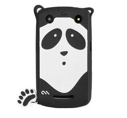 Чехол для BlackBerry 9350 / 9360 / 9370 Xing - Silicone Panda Case