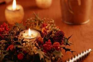 простой ритуал на святки
