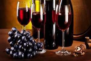 приворот вином