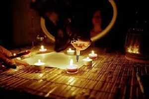 снятие приворота с помощью свечи