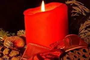 приворот на красную свечу дома