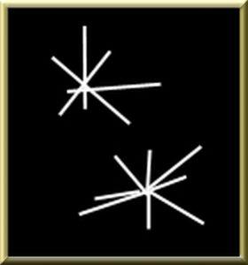Формы звезды