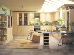 Мебель для кухни по фен-шую