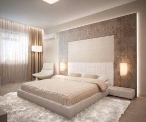 Цвет стен в спальне по фен-шуй