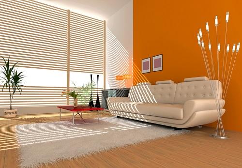 цвета по фен шуй для квартиры
