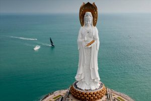Богиня милосердия Гуаньинь