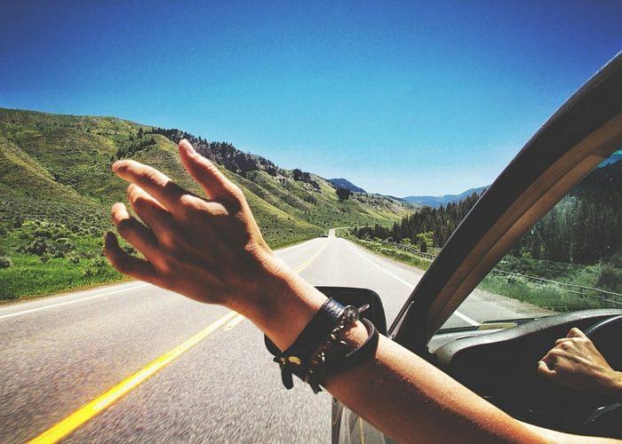 Приметы в дороге