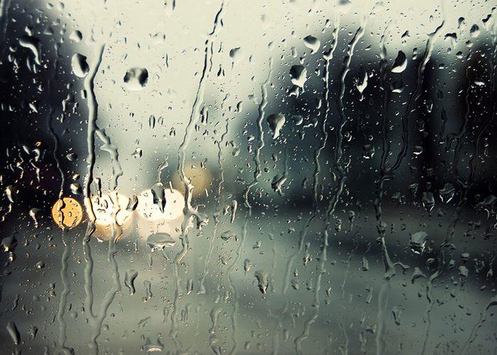 Дождливый июль